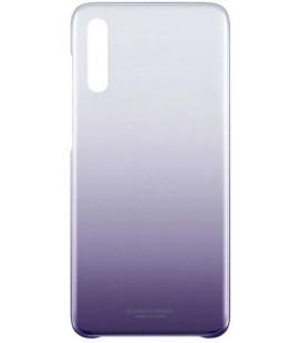 "Originalus violetinis dėklas ""Gradation Cover"" Samsung Galaxy A70 telefonui ""EF-AA705CVE"""