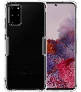 """Skaidrus silikoninis dėklas Samsung Galaxy S20 Plus telefonui """"Nillkin Nature"""""""