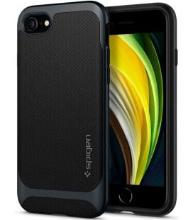 "Pilkas dėklas Apple iPhone 7/8/SE 2020 telefonui ""Spigen Neo Hybrid"""