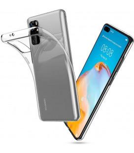 """Skaidrus dėklas Huawei P40 telefonui """"Tech-Protect Flexair"""""""