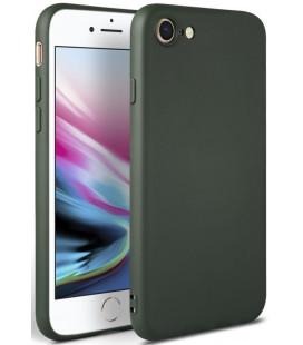 """Žalias dėklas Apple iPhone 7/8/SE 2020 telefonui """"Tech-protect Icon"""""""