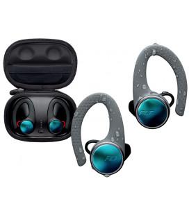 """Pilkos belaidės ausinės """"Plantronics Backbeat Fit 3100 Stereo TWS HF"""""""