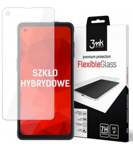 "Ekrano apsauga Samsung Galaxy Xcover Pro telefonui ""3MK Flexible Glass"""