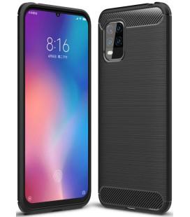 """Juodas dėklas Xiaomi Mi 10 Lite telefonui """"Tech-Protect"""""""
