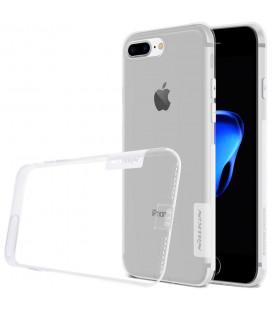 "Skaidrus silikoninis dėklas Apple iPhone 7 Plus / 8 Plus telefonui ""Nillkin Nature"""