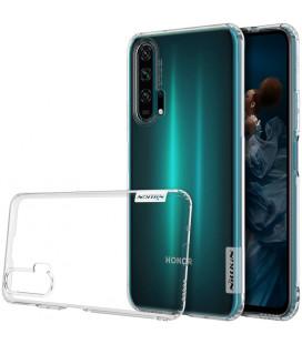 """Skaidrus silikoninis dėklas Huawei Honor 20 Pro telefonui """"Nillkin Nature"""""""
