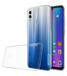 """Skaidrus silikoninis dėklas Huawei Honor 10 Lite telefonui """"Nillkin Nature"""""""
