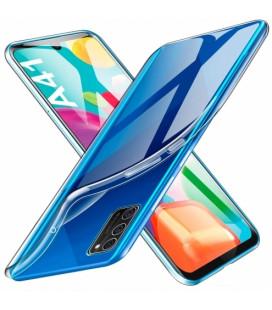 """Skaidrus dėklas Samsung Galaxy A41 telefonui """"Tech-Protect Flexair"""""""