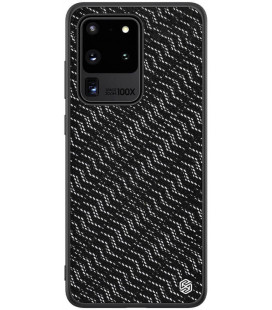 "Dėklas Samsung Galaxy S20 Ultra telefonui ""Nillkin Twinkle Hard Case Silvery"""