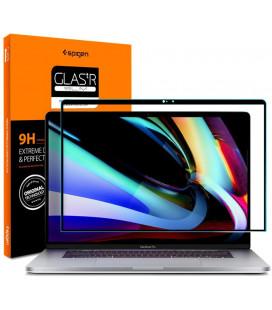 "Apsauginis grūdintas stiklas Apple MacBook Pro 16 2019-2020 kompiuteriui ""Spigen Glas.TR Slim"""