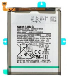 """Akumuliatorius 4500mAh Li-ion Samsung Galaxy A71 telefonui """"EB-BA715ABY"""" (Service Pack)"""
