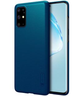 "Mėlynas dėklas Samsung Galaxy S20 Plus telefonui ""Nillkin Frosted Shield"""