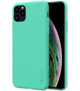 """Mėtos spalvos dėklas Apple iPhone 11 Pro Max telefonui """"Nillkin Frosted Shield"""""""
