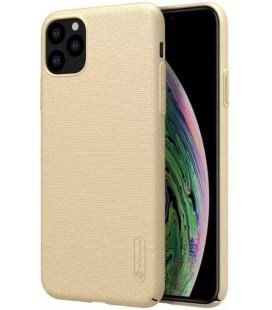 """Auksinės spalvos dėklas Apple iPhone 11 Pro telefonui """"Nillkin Frosted Shield"""""""