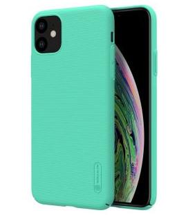 """Mėtos spalvos dėklas Apple iPhone 11 telefonui """"Nillkin Frosted Shield"""""""