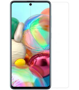 """Apsauginis grūdintas stiklas 0,2mm Samsung Galaxy A71 / Note 10 Lite telefonui """"Nillkin Amazing H+ PRO"""""""
