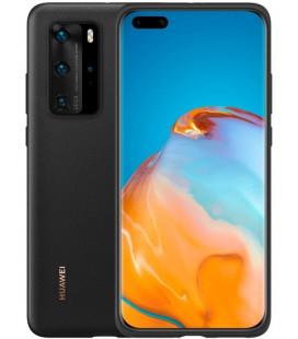 """Originalus juodas dėklas Huawei P40 Pro telefonui """"Protective Cover"""""""