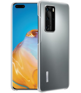 """Originalus skaidrus dėklas Huawei P40 Pro telefonui """"Protective Cover"""""""