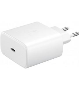 """Originalus baltas Samsung Quickcharge pakrovėjas 45W """"EP-TA845XWE"""""""