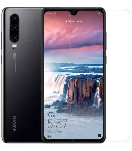 """Apsauginis grūdintas stiklas 0,2mm Huawei P30 telefonui """"Nillkin Amazing H+ PRO"""""""