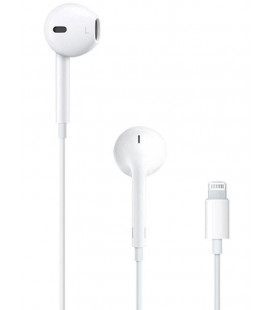 "Originalios Apple Lightning stereo HF ausinės ""MMTN2ZM/A"""