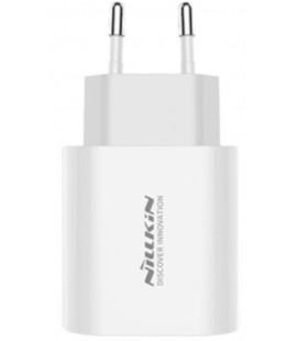 "Baltas 18W pakrovėjas ""Nillkin Bijou 18W PD USB"""