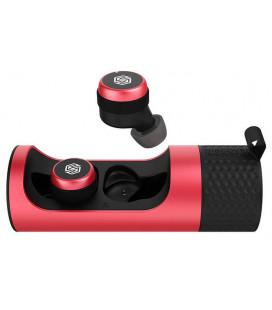 """Raudonos belaidės Bluetooth ausinės """"Nillkin GO TWS4 Bluetooth 5.0"""""""