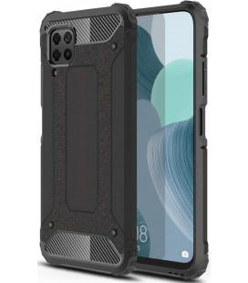 """Juodas dėklas Huawei P40 Lite telefonui """"Tech-Protect Xarmor"""""""