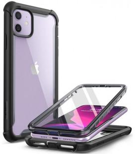 """Juodas dėklas Apple iPhone 11 telefonui """"Supcase IBLSN ARES"""""""