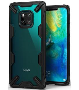 """Juodas dėklas Huawei Mate 20 Pro telefonui """"Ringke Fusion X"""""""