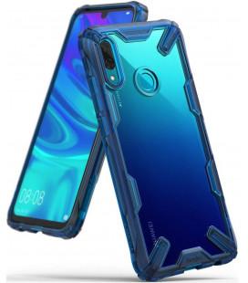 """Mėlynas dėklas Huawei P Smart 2019 telefonui """"Ringke Fusion X"""""""