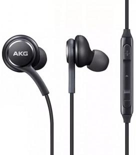 """Originalios juodos Samsung stereo HF AKG ausinės 3,5mm """"EO-IG955BSE"""""""