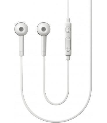 "Originalios baltos Samsung Galaxy S5 stereo ausinės 3,5mm ""EO-EG900BW"""