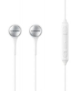 """Originalios baltos Samsung stereo ausinės 3,5mm """"EO-IG935BWE"""""""