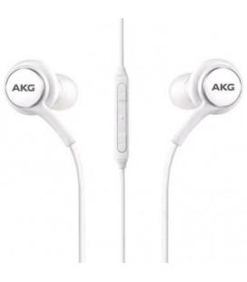 """Originalios baltos Samsung stereo HF AKG ausinės 3,5mm """"EO-IG955BWE"""""""