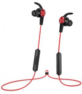 """Juodos/raudonos belaidės ausinės """"Huawei AM61 Bluetooth Stereo Sport"""""""