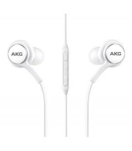 """Originalios baltos Samsung stereo HF AKG ausinės Type C """"EO-IC100BWE"""""""