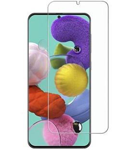 """Apsauginis grūdintas stiklas Samsung Galaxy A71 telefonui """"GOLD"""""""