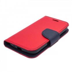 """Raudonas atverčiamas dėklas Sony Xperia Z5 Compact telefonui """"Proskin"""""""