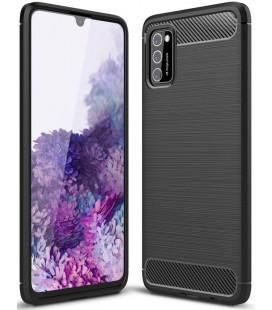 """Juodas dėklas Samsung Galaxy A41 telefonui """"Tech-Protect"""""""