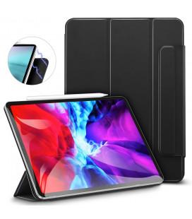 """Juodas atverčiamas dėklas Apple iPad Pro 12.9 2018/2020 planšetei """"ESR Rebound Magnetic"""""""