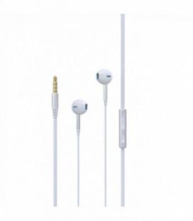Laisvų rankų įranga Devia Pure Sound 3,5mm balta
