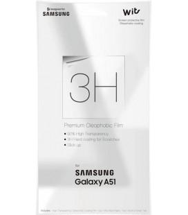 """Originali apsauginė plėvelė Samsung Galaxy A51 telefonui """"GP-TFA515WSA"""""""