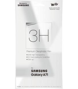 """Originali apsauginė plėvelė Samsung Galaxy A71 telefonui """"GP-TFA715WSA"""""""