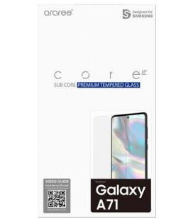 """Originalus apsauginis grūdintas stiklas Samsung Galaxy A71 telefonui """"GP-TTA715KDA"""""""