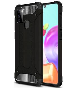 """Juodas dėklas Samsung Galaxy A21S telefonui """"Tech-Protect Xarmor"""""""