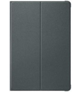 """Originalus pilkas atverčiamas dėklas Huawei MediaPad M5 Lite 10 planšetei """"Flip Case"""""""
