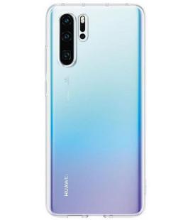 """Originalus skaidrus dėklas Huawei P30 Pro telefonui """"Protective Cover"""""""