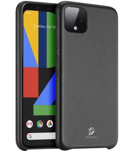 "Juodas dėklas Google Pixel 4 XL telefonui ""Dux Ducis Skin Lite"""