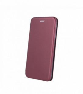 Dėklas Book Elegance Samsung A405 A40 bordo